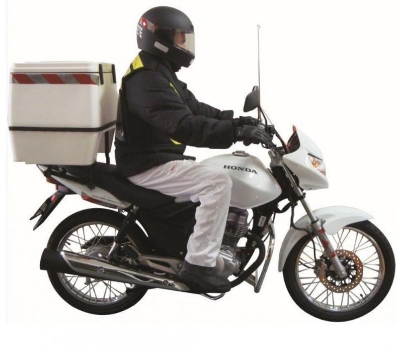 Empresas de Entrega Delivery Jardim Santo André - Empresas de Moto Entregas