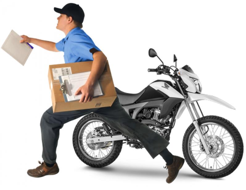 Motoboy para Empresas Vila Guaraciaba - Motoboy Entrega Rápida