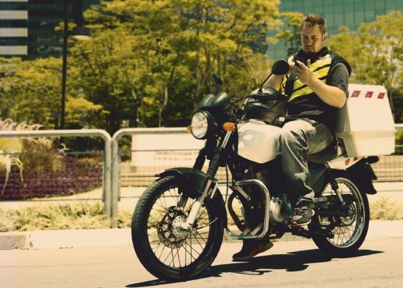 Motoboy para Laboratório Bairro Campestre - Motoboy para Interior