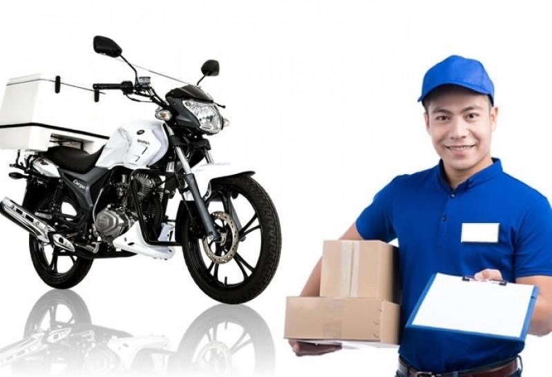 Serviço de Entrega Expressa Moto Bairro Casa Branca - Entrega Expressa Frete