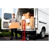 contratar transporte de carga com fiorino Piraporinha