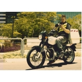 empresas de moto entregas Parque Andreense