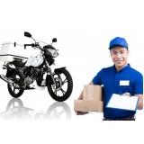 serviço de entrega expressa moto Bairro Casa Branca